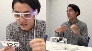 [VIDEO] Introducing Oton Glass, glasses that can help you read