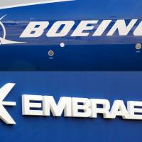 Boeing in tie-up talks with Brazil's Embraer