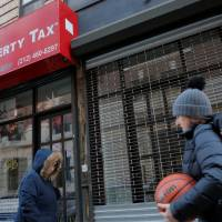 New York governor says new U.S. tax code may be unconstitutional by violating equal protection