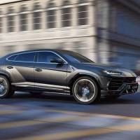 Lamborghini chases new customers with first SUV