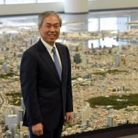 Mori Building chief serious about creating a better Tokyo