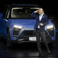 Chinese startup Nio to battle Tesla's Model X with electric SUV