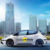 Nissan to test 'robot taxis' in March, eyeing official launch in early 2020s