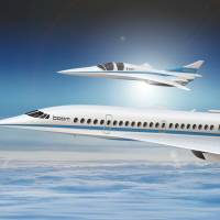 Tokyo to San Francisco in under six hours? Japan Airlines invests in supersonic jet startup Boom Technology