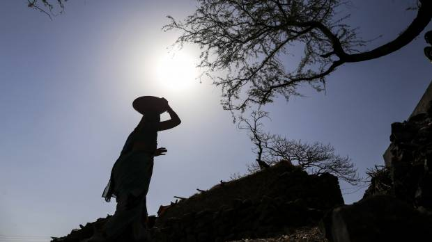 Global and Asian heat waves in 2016 due purely to climate change, study says