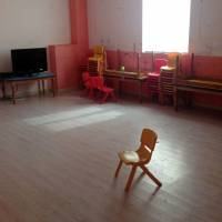 This photo taken Dec. 18 shows a church room that used to host Sunday school classes in Wenzhou, Zhejiang province, China.  | REUTERS