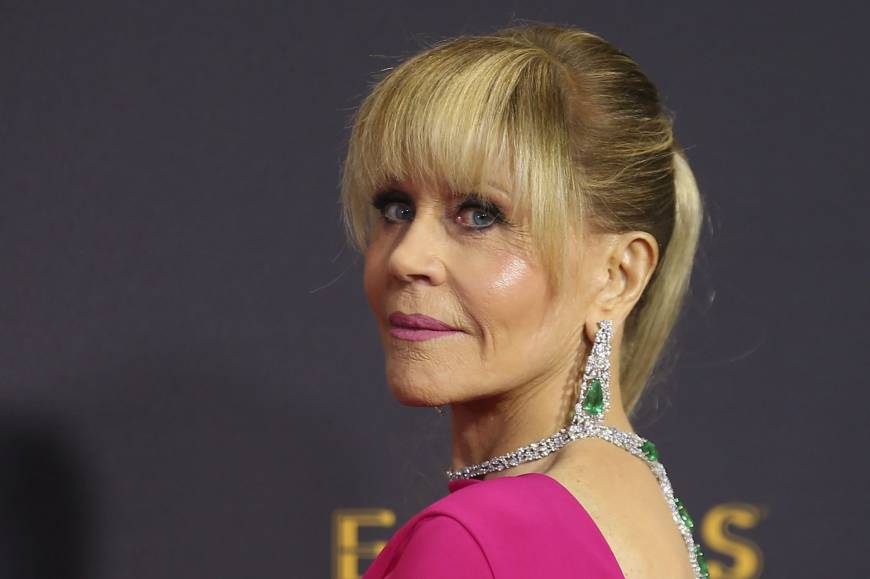 Now 80, Jane Fonda says she didn't think she'd make it to 30 | The Japan Times