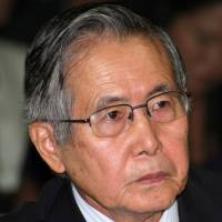 Former Peruvian president Alberto Fujimori taken from prison to hospital after heart irregularity