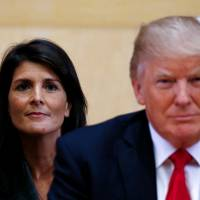 Haley: Trump's accusers of sex misconduct should be heard