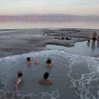 Holy Land's waters threatened as drought enters fifth year, threatening stability