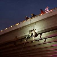 Six bodies hung from bridges near Los Cabos tourist resort amid Mexico's most murderous modern year