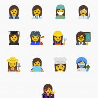After Google proposed these emoji to highlight the diversity of women's careers, 11 were recognized by the Unicode Consortium in 2016. The two not approved appear to be an assembly line worker and a dentist. Unicode also added female versions of 33 existing work-related emoji, such as private eye and weight lifter. All come in a variety of skin and hair colors.   AP
