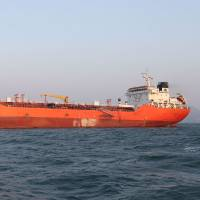 Among the 10 vessels that the United States wanted the U.N. Security Council to blacklist for illicit trade with North Korea was the Hong Kong-flagged Lighthouse Winmore, which South Korea says transferred oil to a North Korean ship in October.   AFP-JIJI