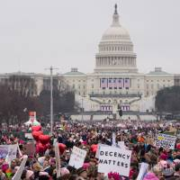 From #MeToo to rape laws, women's rights advanced despite adversity in 2017