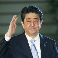 Prime Minister Shinzo Abe may not attend the Pyeongchang Winter Olympics in February given South Korean President Moon Jae-in's stance on a bilateral deal over the 'comfort women' issue, sources said Thursday.   KYODO