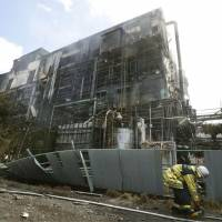 Resin dust suspected after Shizuoka plant blast kills one and leaves 11 injured