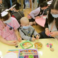 Japan's hospitals helping long-staying child patients adapt to life on the outside