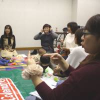 Women in Nagoya form group to promote and communicate in sign language