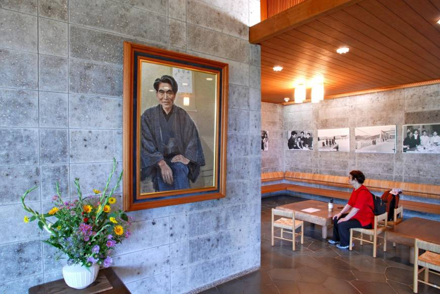 Ailing Ome museum dedicated to samurai novelist Eiji Yoshikawa on the brink