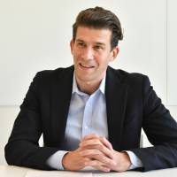 BT Slingsby, CEO of the Global Health Innovative Technology Fund, says Japan's pharmaceutical industry is uniquely qualified to help solve public health problems around the world. | YOSHIAKI MIURA