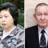 Former abductee to North Korea Hitomi Soga grateful for husband Charles Jenkins' push for return to Japan