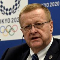 After Russia ban, IOC chief confident Tokyo can avoid drug scandal at 2020 Games