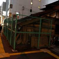 No one knows who owns this vacant house in the city of Saitama. | REUTERS