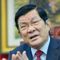 Vietnam's ex-president admits Fukushima disaster played role in ditching foray into atomic power