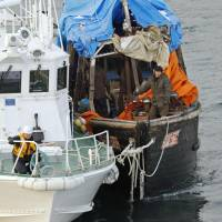 Chongryon to pay Hokkaido hut owner for damages on behalf of arrested North Korean crewmen