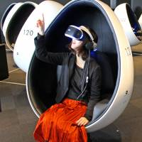 Japanese planetariums and art museums tap VR craze to offer immersive experiences