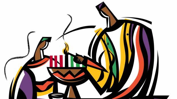 What the world needs right now is more Kwanzaa