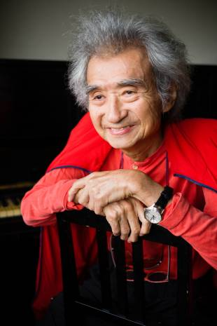 Seiji Ozawa believes that the string quartet allows budding musicians to learn the fundamentals of classical music.