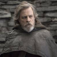 Return of the Jedi: Mark Hamill reprises the role of Luke Skywalker in 'Star Wars: The Last Jedi.' Hamill says he likes the idea of film sequels better than remakes as he couldn't bear to see someone else play Luke. | © 2017 LUCASFILM LTD. ALL RIGHTS RESERVED.