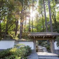 Leave ordinary life behind at a Japanese garden in Oregon