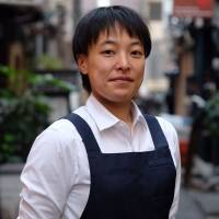 Remi Hachiya, chef at Txiki Plaka, fell in love with Basque cuisine on a visit to the northern coastal city of San Sebastian. | LUUVU HOANG