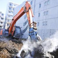 Demolishing decisions: Razing an old home to leave a cleared piece of land is often the most sensible way to deal with abandoned property in Japan. | ISTOCK