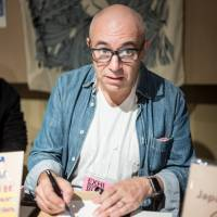 Illustrator Luis Mendo: 'Only listen to intelligent people'