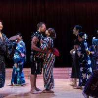 Diversity in action: Nagoya's Theatre Iridescence aims to serve as a bridge between the Japanese world of theater and its international counterparts. | OZAN AKTAS
