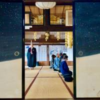 Daitsu-ji temple holds meditation sessions every second Sunday of the month. | OSCAR BOYD