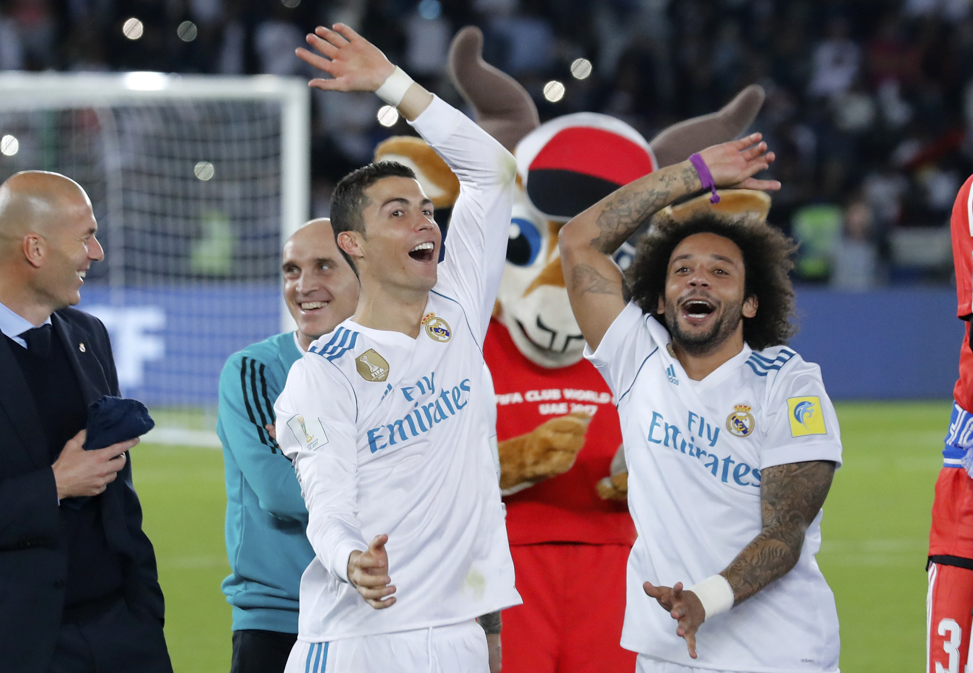 Cristiano Ronaldo powers Real Madrid to Club World Cup title