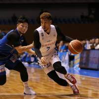 Lakestars' Narito Namizato one of top talents at ball distribution