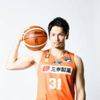 Niigata Albirex BB guard Masashi Joho made 10 of 12 3s in an electrifying 30-point performance on Saturday against the Nishinomiya Storks. | B. LEAGUE
