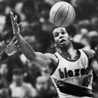 Former Portland Trail Blazers power forward Kermit Washington, seen in a December 1979 file photo,  pleaded guilty last week to spending thousands of dollars donated to an African charity he organized on jewelry, vacations and other personal items. | AP