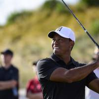 Tiger cards 69 in return from layoff