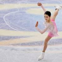 Satoko Miyahara nearly recored a personal-best score in the short program at the Grand Prix Final, but ended up fifth after struggling in the free skate. REUTERS | REUTERS