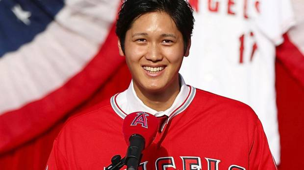 Incoming Angels star Shohei Ohtani enters MLB with game-changing potential