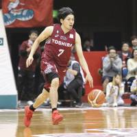 Brave Thunders captain Ryusei Shinoyama surprised and upbeat about team's impending ownership change