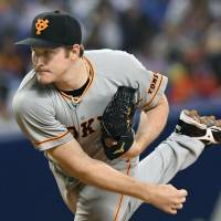 Former Yomiuri pitcher Miles Mikolas signs with MLB's Cardinals