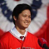 Angels are not worried about Shohei Ohtani's elbow