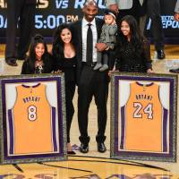 Lakers fete Kobe with special night